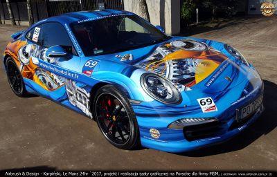 Porsche MSM