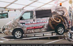wystawa samochodów specjalnych, Volkswagen, GM Agro Mamuty