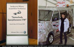 Karpinski, Wystawa Pojazdow Specjalnych VW