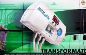 Reklama sterownika Euroster 1100 E firmy AS.