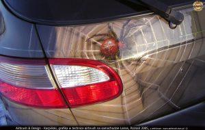 Airbrush & Design - Karpiński, grafika w technice airbrush