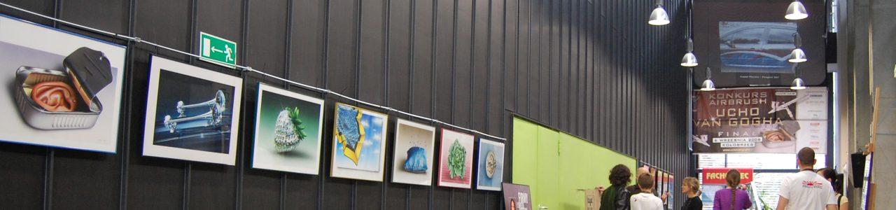 Ucho van Gogha wernisaż Andrzeja Karpińskiego 6 wrzesnia 2008