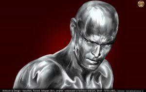 Iron Man postać dla Lars Auraton