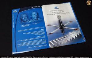 ITA Polska - Zaawansowane Systemy Pomiarowe, katalog, metrologia wielkości geometrycznych