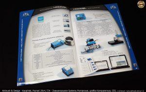 ITA Polska - Zaawansowane Systemy Pomiarowe, katalog, Hommel