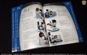 ITA Polska - Zaawansowane Systemy Pomiarowe, katalog Vision