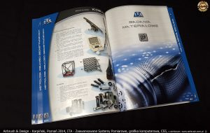 ITA Polska - Zaawansowane Systemy Pomiarowe, katalog, badania materiałowe
