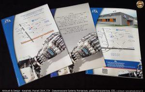 ITA Polska - Zaawansowane Systemy Pomiarowe, katalog
