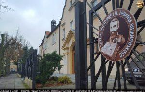 projekty graficzne dla Sanktuarium bł. Edmunda Bojanowskiego w Luboniu