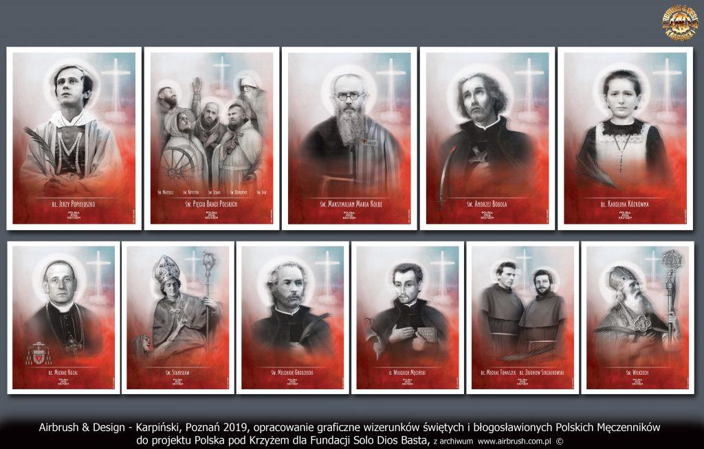 Męczennicy Polscy - Polska pod Krzyżem