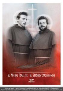 Meczennicy-Polscy-bl-Mchal-Tomaszek-Zbigniew-Strzalkowski