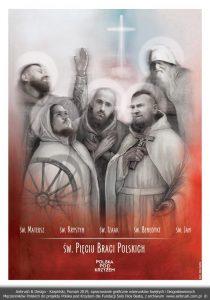 Meczennicy-Polscy-sw-Pieciu-Braci-Polskich