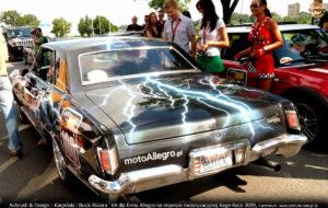 Buick Riviera `64 na imprezie motoryzacyjnej Rage-Race 2009 r.