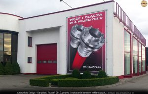 Hansa Flex banery reklamowe
