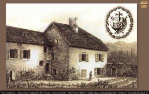 La Perriere Galeria, okolice Annecy (wym: Ansi) - pierwsza siedziba Zakonu Nawiedzenia NMP założonego w 1610 r. przez św. Franciszka Salezego i św. Joannę Franciszkę de Chantal.