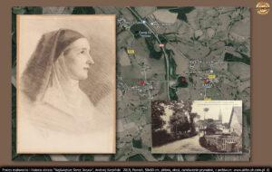 Małgorzata już w wieku 8 lat, po śmierci ojca, została oddana do klasztoru Klarysek znajdujacego się w pobliskim miasteczku Charolles (wym: Szaroll).