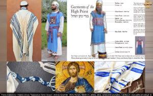 W starożytności najwyżej ceniono tkaniny barwione królewskim odcieniem niebieskim (tekhelet). To pigment z gruczołów ślimaka znad Tyru.