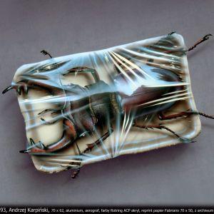1993-2010 OBRAZY BEZ FAKTURY – MALARSTWO SURREALISTYCZNE