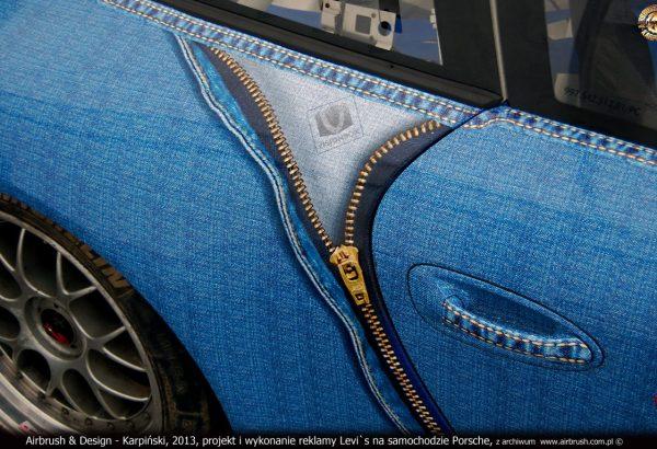 Porsche dla Levis`a