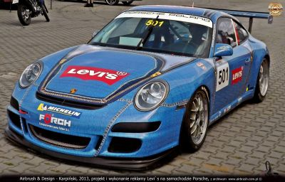 Porsche LEVISA