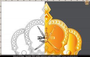 Logo wektorowe Sułtana Omanu