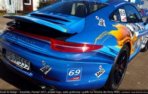 Porsche dla MSM - Andrzej Karpiński