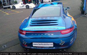 Porsche dla MSM Skrzynie Biegów - Andrzej Karpiński