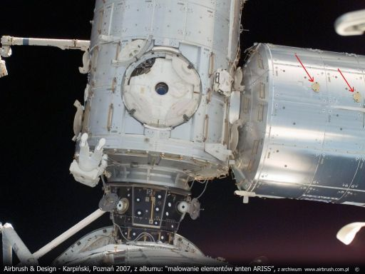 Anteny ARISS – kosmiczne zlecenie