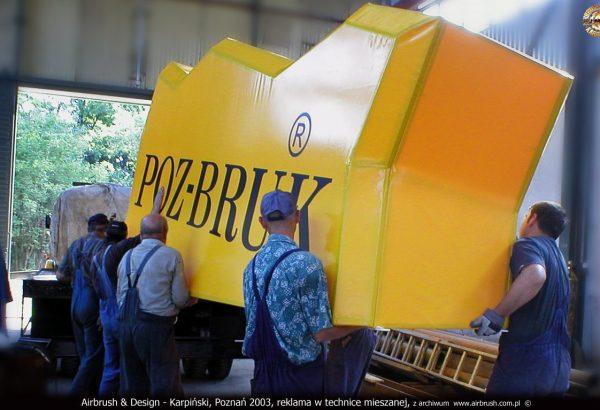 Airbrush & Design - Karpinski_PozBruk_retrocar_2003