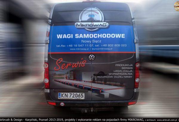 MIKROWAG -wagi-samochodowe